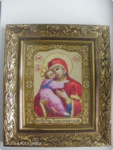 Владимирская икона Божьей Матери фото 1