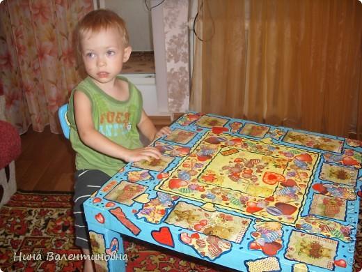 Стульчик для внука. фото 5