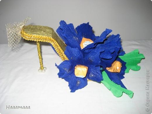 Вот такая туфелька образовалась фото 3