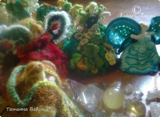 Ангелы, Феи и кристалические мандалы фото 3