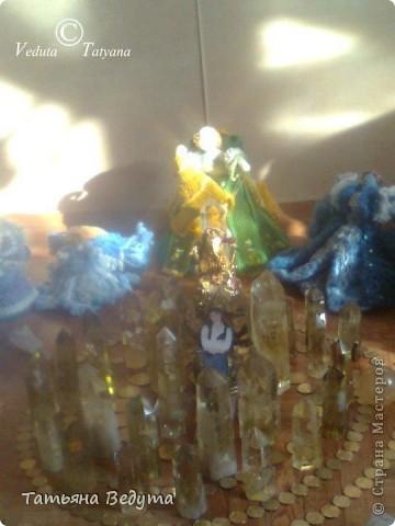 Ангелы, Феи и кристалические мандалы фото 11