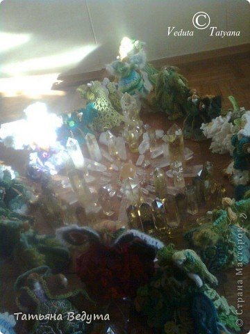 Ангелы, Феи и кристалические мандалы фото 14
