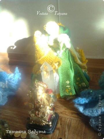 Ангелы, Феи и кристалические мандалы фото 16