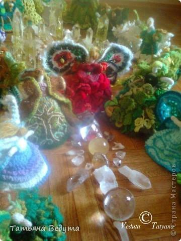 Ангелы, Феи и кристалические мандалы фото 17