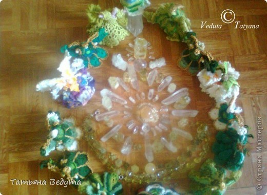 Ангелы, Феи и кристалические мандалы фото 18