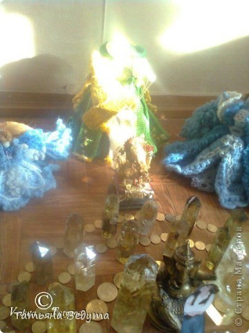 Ангелы, Феи и кристалические мандалы фото 20
