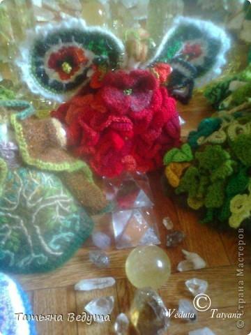Ангелы, Феи и кристалические мандалы фото 22