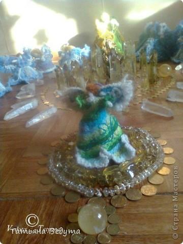 Ангелы, Феи и кристалические мандалы фото 24
