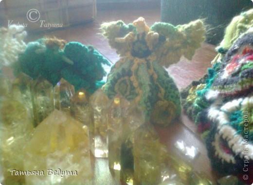 Ангелы, Феи и кристалические мандалы фото 27