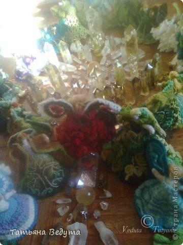 Ангелы, Феи и кристалические мандалы фото 28