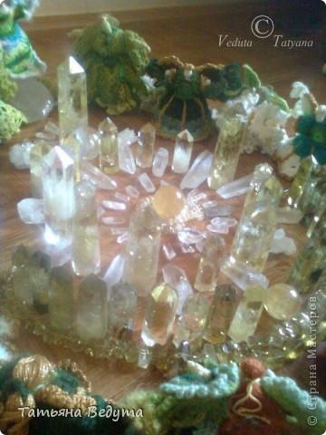 Ангелы, Феи и кристалические мандалы фото 31