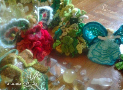 Ангелы, Феи и кристалические мандалы фото 32