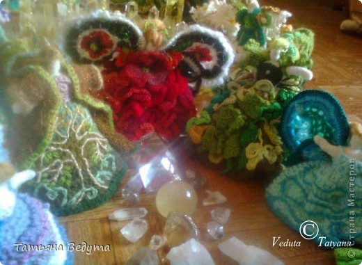 Ангелы, Феи и кристалические мандалы фото 33