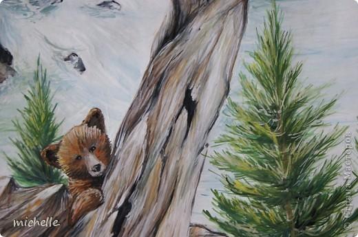 Доброго времени суток, жители Страны Мастеров! Вот мой рисунок, который я недавно закончила рисовать. На листе ватмана (формат А1). Первый раз я рисовала на таком большом формате, работала над рисунком очень долго.  фото 4