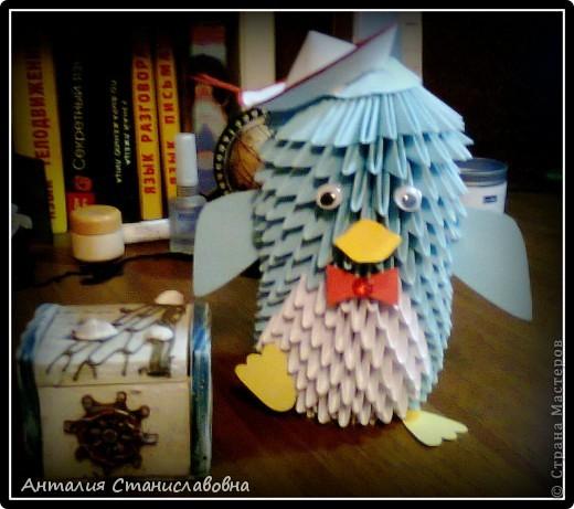 Пингвинчик Паша морской путешественник фото 1