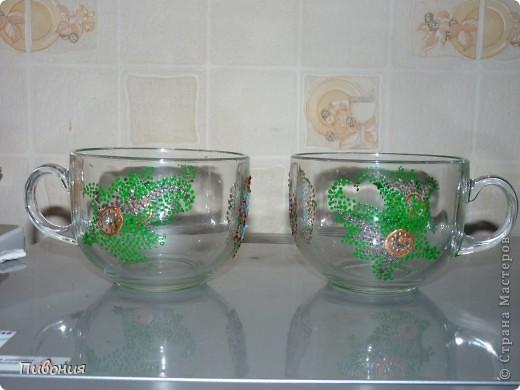 Купила на днях стеклянные бульоницы... фото 6