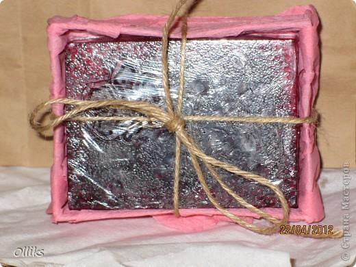 Упаковка для мыла. фото 8