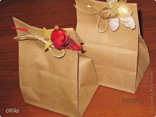 Как завернуть подарок в бумажную упаковку 55