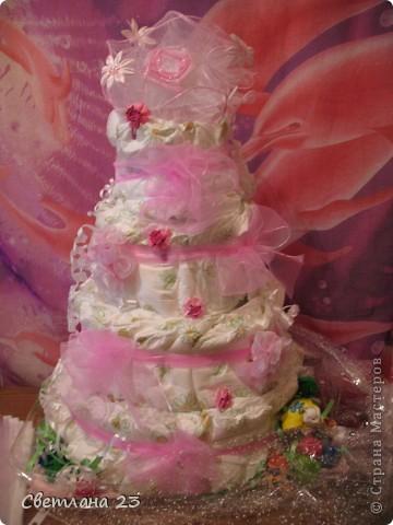 Год назад я делала свадебные бакалы для своей племянницы. И вот в этом году пришло время делать подарок и для её дочери, Евы!!! фото 1