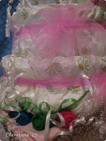 Год назад я делала свадебные бакалы для своей племянницы. И вот в этом году пришло время делать подарок и для её дочери, Евы!!! фото 4