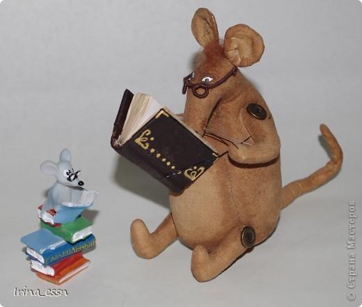 """как там у классика - """"и днём и ночью кот учёный..."""" А у меня пошился учёный Крыс ))))))))))))) А кот от любви совсем потерял голову ))))))))) фото 4"""