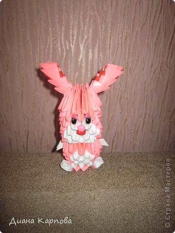 Такого кролика ещё ни у кого нет* фото 2