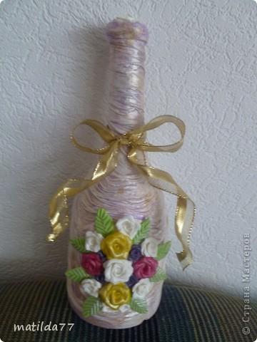 Бутылка на день рождение фото 1