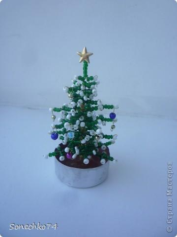 Вот такими мини-ёлочками я завалила всех знакомых перед Новым годом)))) фото 2