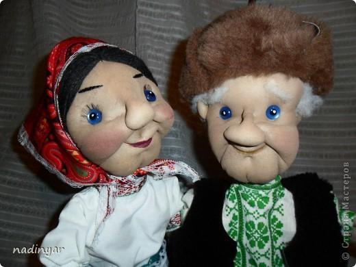 Куклы для театра. фото 5