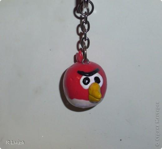 Брелок Angry Birds  фото 1