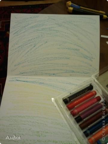 В школе старшему сыну задали домашнее задание- сделать книжку-иллюстрацию к какой-нибудь сказке. Решили иллюстрировать колобка. В интернете нашла красивые зарисовки деда и бабки и всех героев сказки. фото 4