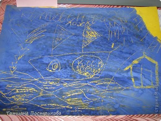 Продолжение  - детские поделки , чем мы занимались в лагере фото 11