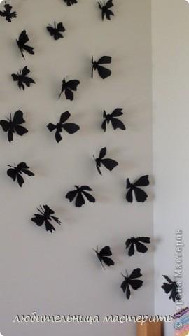 вот пришло вдохновение ..почему то не захотела рисовать на белом листе бумаги,а на белой стене моей комнаты)сначала сделались бабочки которые я давно хотела сделать,а потом решила что здесь обязательно должно быть что-то связанное с парижом:)на башню ушло пол тюбика черной акриловой краски. фото 4