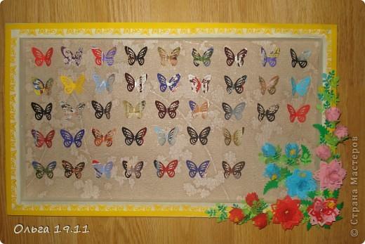 "Повторюшки ""Бабочки"" фото 1"