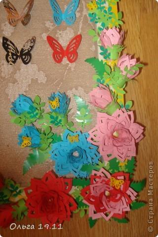 "Повторюшки ""Бабочки"" фото 3"