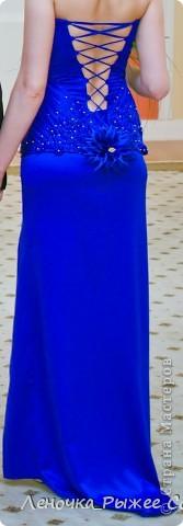 """А вот и мое оформление собственной свадьбы))) Название моей свадьбы """"Солнечная свадьба"""" А цвет свадьбы сине-золотой) К сожалению, не успела зафоткать все до свадьбы, поэтому, что-то не идеального вида( Вот например на бокалах по отклеивались бисеринки... фото 8"""