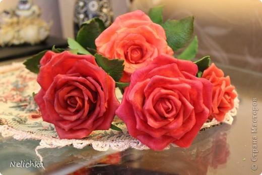 Ваза для роз готова. Вторая попытка сделать вазу при помощи техники поинт и поинт. фото 4
