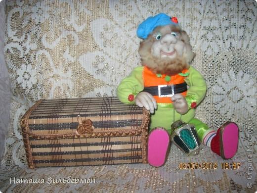Гном Кузя фото 2