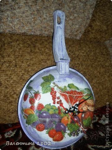 часики на сковородке фото 2