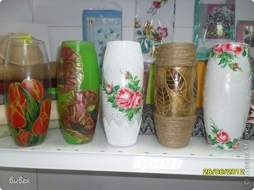 опять вазочки фото 1