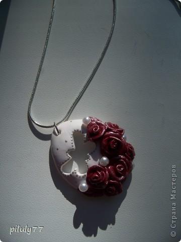 украшения из полимерной глины фото 14