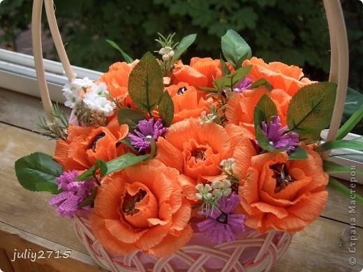 Обожаю оранжевый цвет! Он из детства смеется игриво! Легким зайчиком шаловливым,  Шлет оранжевый свой привет. фото 2