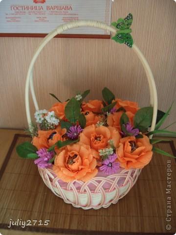 Обожаю оранжевый цвет! Он из детства смеется игриво! Легким зайчиком шаловливым,  Шлет оранжевый свой привет. фото 3