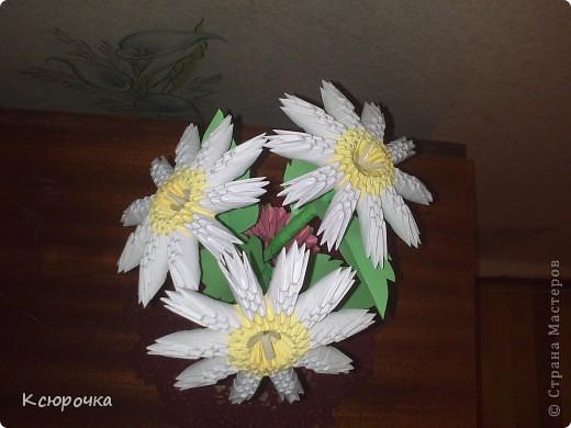 Просто вазочка с цветами. фото 7