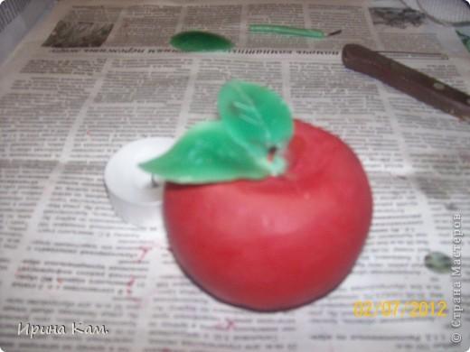 """Это моя вторая работа на замечательный конкурс Миши и Юли http://stranamasterov.ru/node/377886?c=favorite , называется """"Райские яблоки"""". фото 7"""