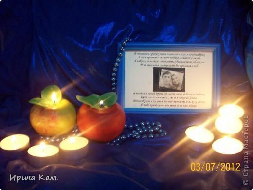 """Это моя вторая работа на замечательный конкурс Миши и Юли http://stranamasterov.ru/node/377886?c=favorite , называется """"Райские яблоки"""". фото 12"""