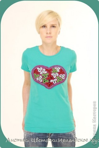 "Коллекция футболок ""Мое сердце"" фото 1"