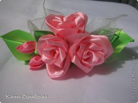 Розовые розы. фото 1
