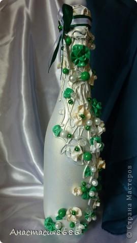 Давно хотела сделать в зеленом цвете. Вот что получилось! фото 2