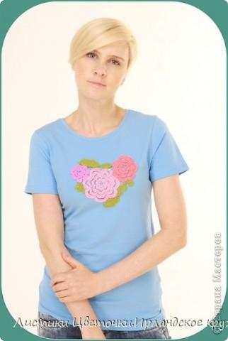 "Коллекция футболок ""Мое сердце"" фото 3"